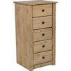 Andover Mills Harold Parker 5 Drawer Chest of Drawers