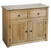 Andover Mills Harold Parker 2 Door 2 Drawer Combi Chest