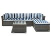 Beachcrest Home Henderson Sectional with Cushions