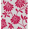 Graham & Brown Ophelia 10m L x 52cm W Floral and Botanical Roll Wallpaper
