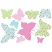 Brewster Home Fashions Euro Butterflies Maxi Wall Decal