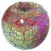House Additions Mosaic Apple Ornament (Set of 6)