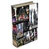 Home Essence New York Storage Book