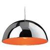 Firstlight BISTRO 1 Light Bowl Pendant