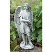 Joseph's Studio Male Garden Angel Statue