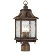 Minka Lavery Wilshire Park Outdoor 3-Light Lantern Head