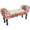 House Additions Jedda Upholstered Bedroom Bench