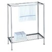 Organize It All Metro Free Standing Towel Rack