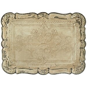 Larue Etched Tray
