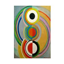 Rythme 1938 by Sonia Delaunay Painting on Canvas