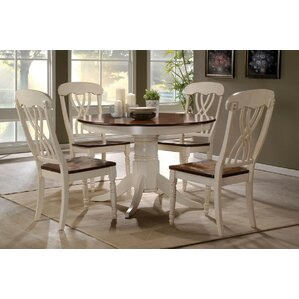 Charming Donnelly 5 Piece Dining Set
