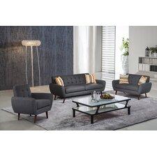 Albrightsville 3 Piece Living Room Set
