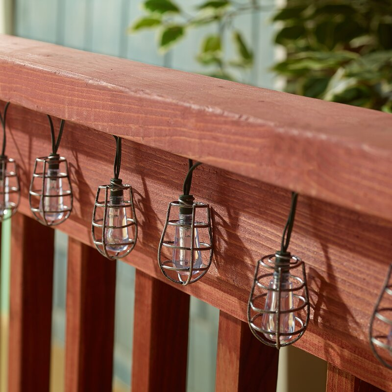 Target Outdoor String Lights Replacement Bulbs: Smart Solar Solar 20-Light Lantern String Lights & Reviews