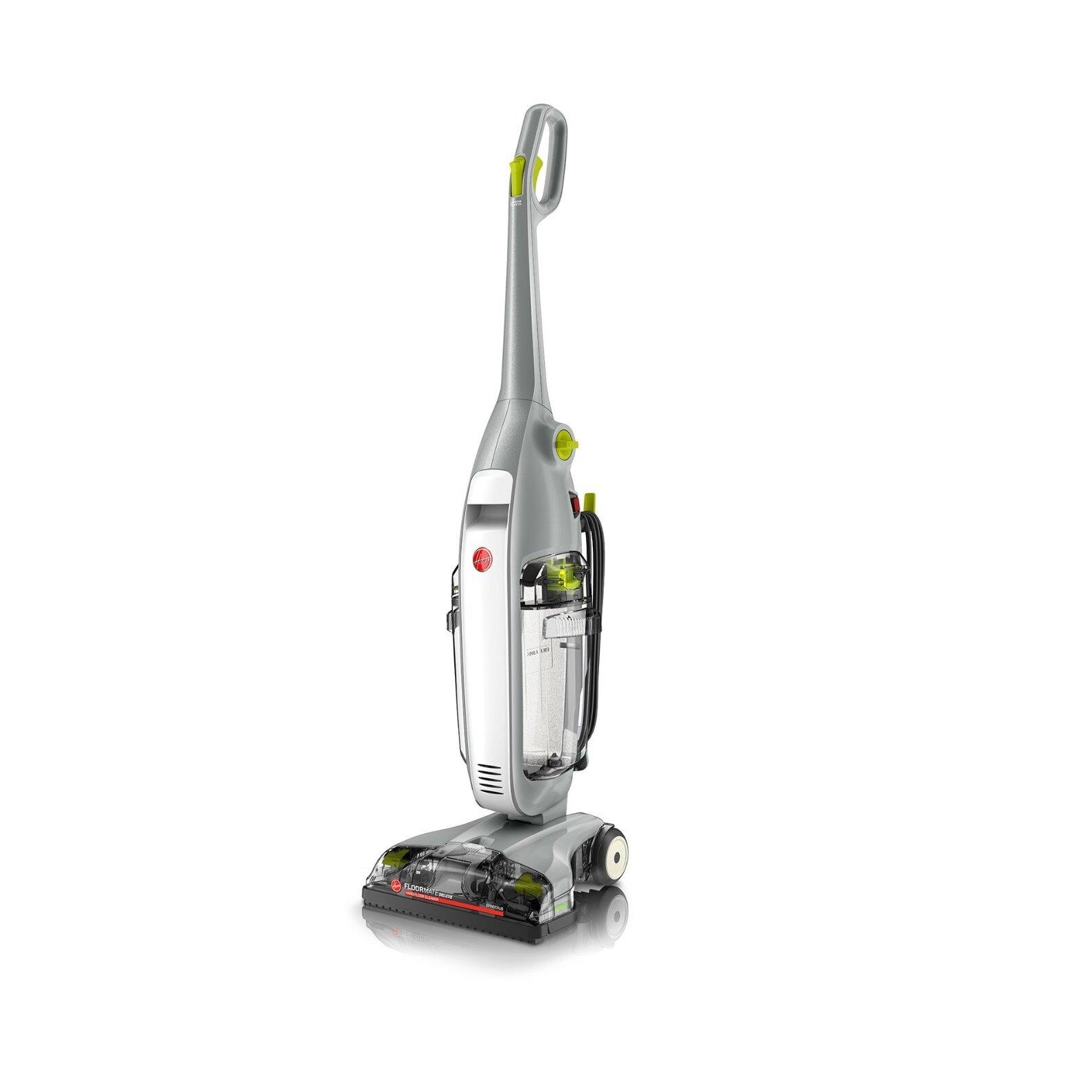 Hardwood Floor Scrubber electric hard floor polisher burnisher scrubber buffer machine tile wood wax mop Floormate Deluxe Hard Floor Cleaner