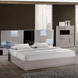 Bianca Panel Customizable Bedroom Set