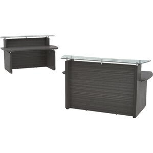 Sterling Rectangular Reception Desk