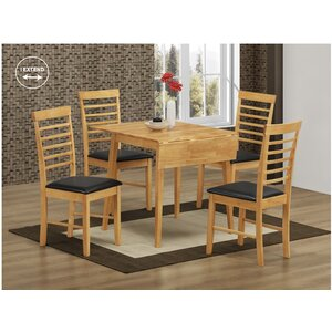 Hanover Solid Wood Dining Chair (Set of 2)