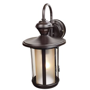 Exceptional 1 Light Outdoor Wall Lantern