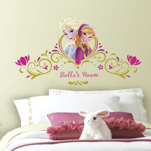 Disney Wall Decals Youll Love Wayfair - Custom reusable vinyl wall decals   how to remove