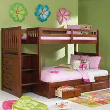Kids Bunk Beds Twin Over Full