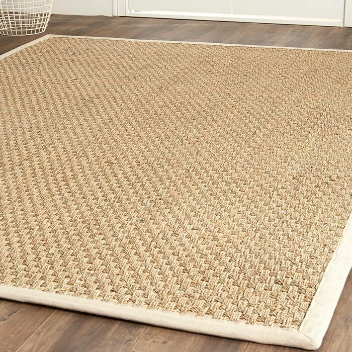 defaultname alcott hill catherine handwoven natural area rug u0026 reviews wayfair - Wayfaircom Rugs