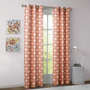 Young Room Darkening Curtain Panels (Set Of 2)