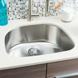 Classic Chef 23 38 X 21 Single Bowl Undermount Kitchen Sink