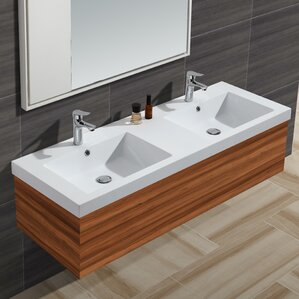Double Vanity Tops Youll Love Wayfair