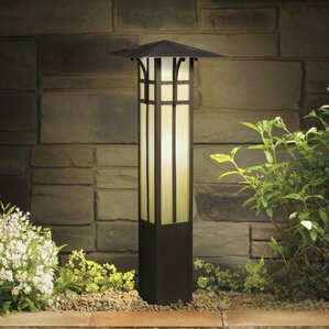 High Quality 2 Light Bollard Light