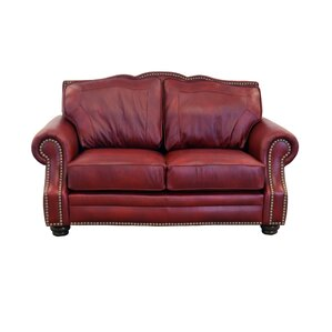 winchester genuine top grain leather sofa. Interior Design Ideas. Home Design Ideas