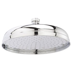 Apron 30.5cm Round Fixed Shower Head