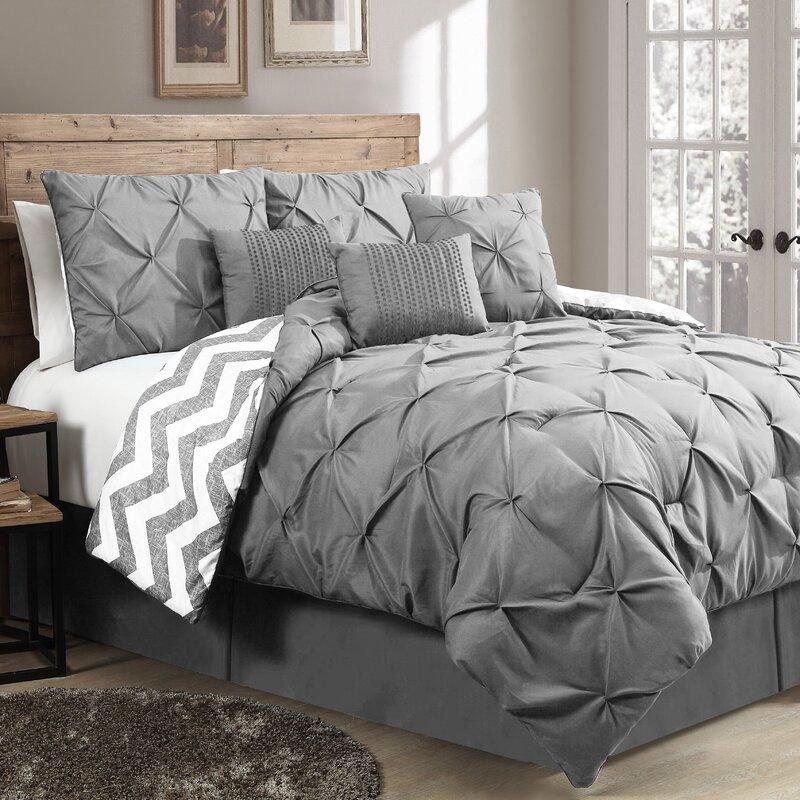 king bedding & comforter sets you'll love   wayfair