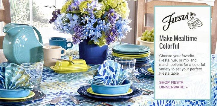 Fiestaware Table Settings. Fiestaware Table Settings. Fiestaware ...