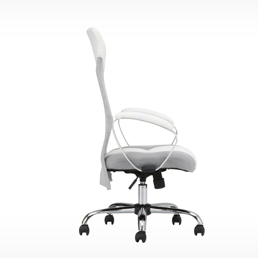 lotus mesh desk chair reviews allmodern