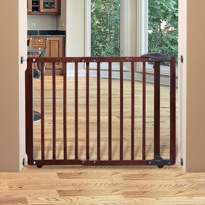 Dreambaby Nottingham Gro Gate Amp Reviews Wayfair