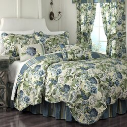 waverly floral flourish quilt collection & reviews | wayfair