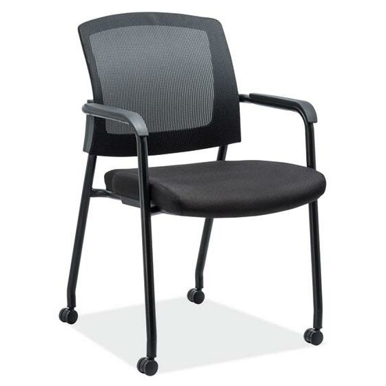 Conklin Office Furniture Nelly Mid Back Mesh Office Arms Chair