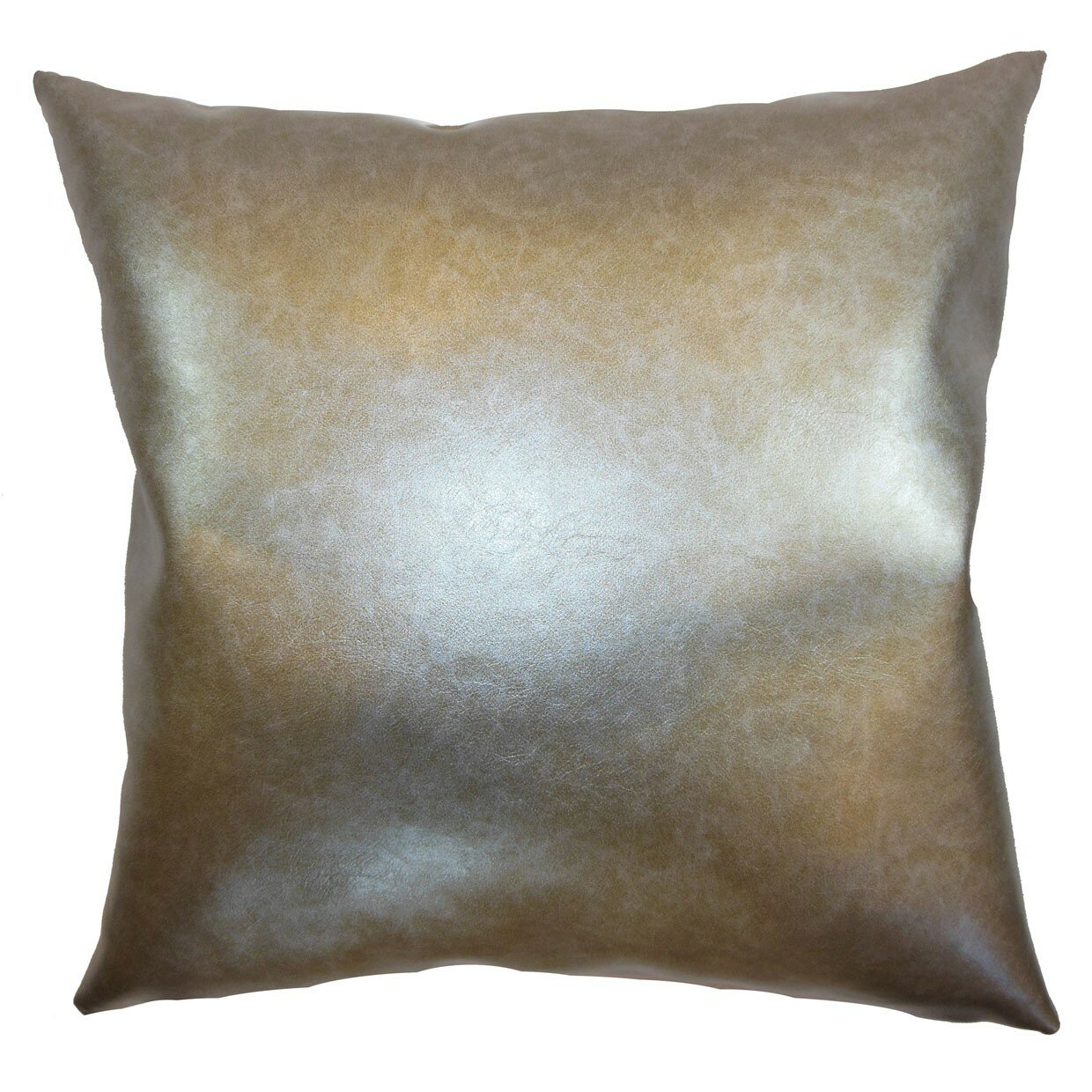 Vinyl Throw Pillows : The Pillow Collection Kamden Vinyl Throw Pillow & Reviews Wayfair.ca