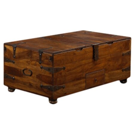 Exceptional Mapleton Trunk Coffee Table