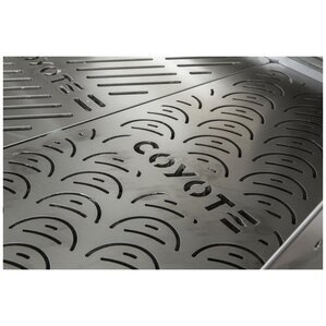 signature grate signature grate by coyote grills product features - Coyote Grills