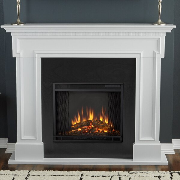 Real Flame Real Flame Thayer Electric Fireplace Reviews Wayfair
