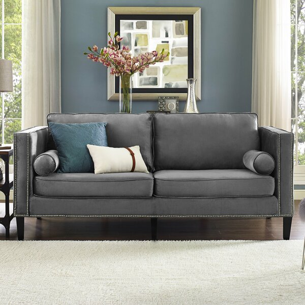Le Roux Kitchen: TOV Cooper Sofa & Reviews