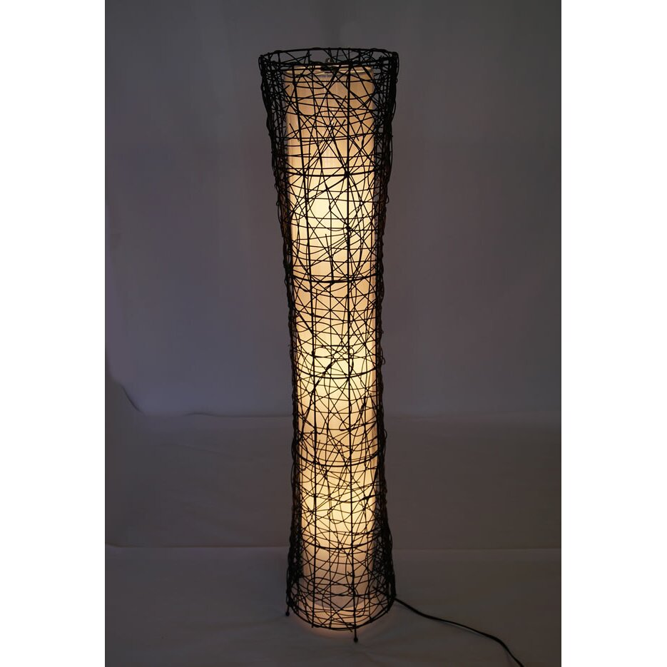 Californialighting 49 column floor lamp reviews wayfair for Floor pillars