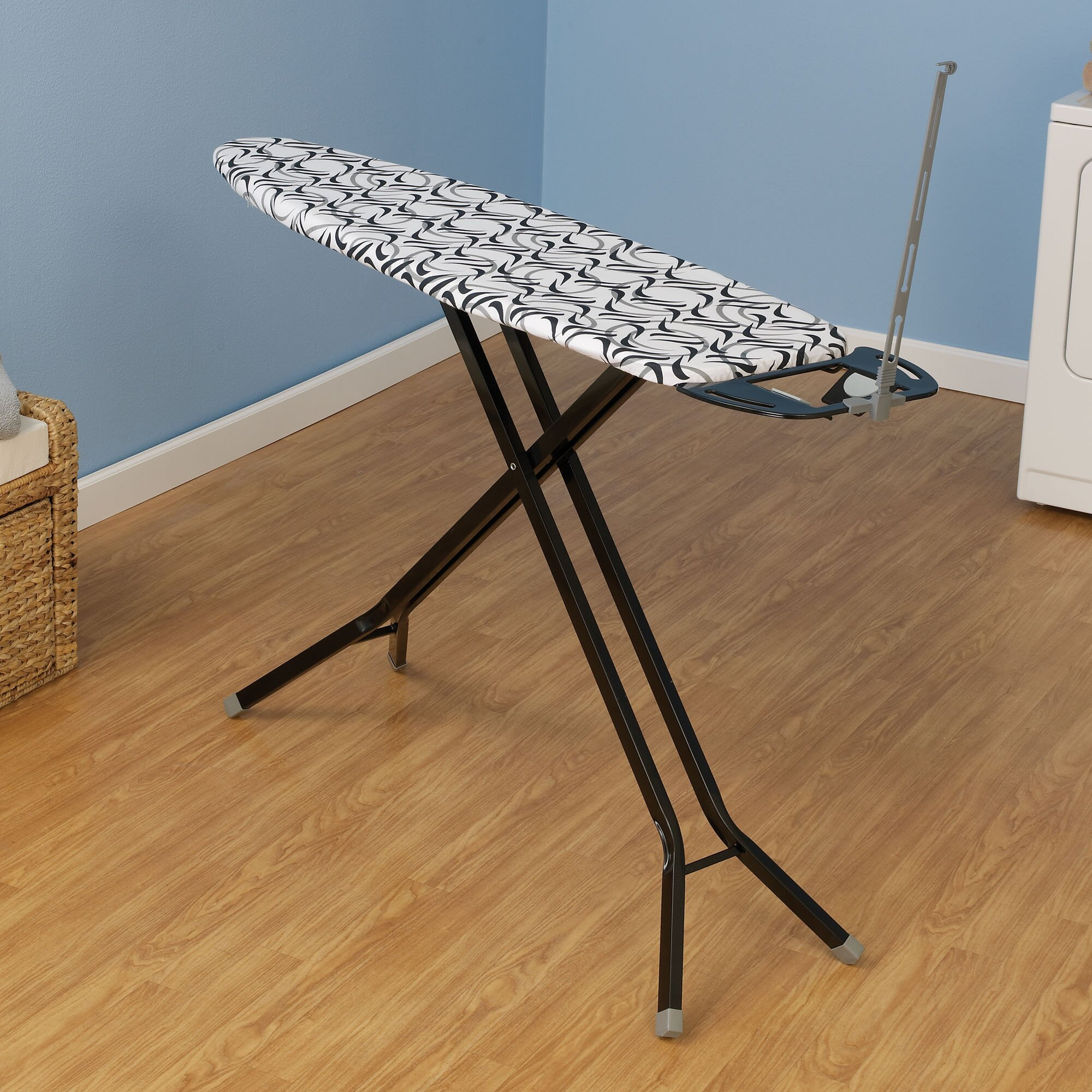 ironing board chair step stool botpack