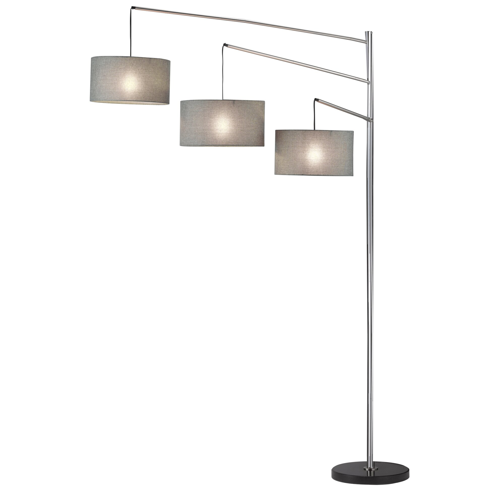 Adesso Wellington 94 Quot Tree Floor Lamp Amp Reviews Wayfair