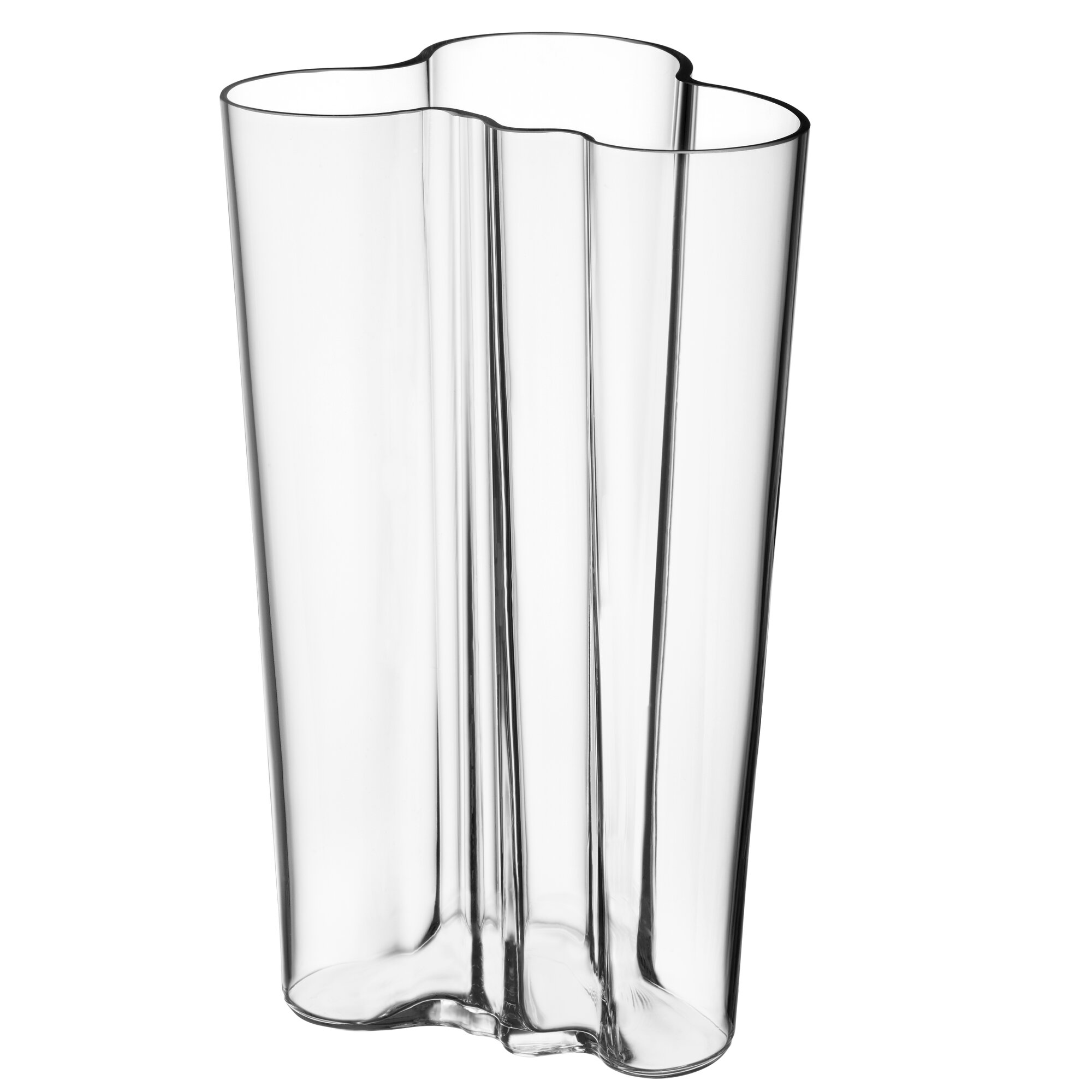 iittala alvar aalto finlandia table vase reviews wayfair. Black Bedroom Furniture Sets. Home Design Ideas
