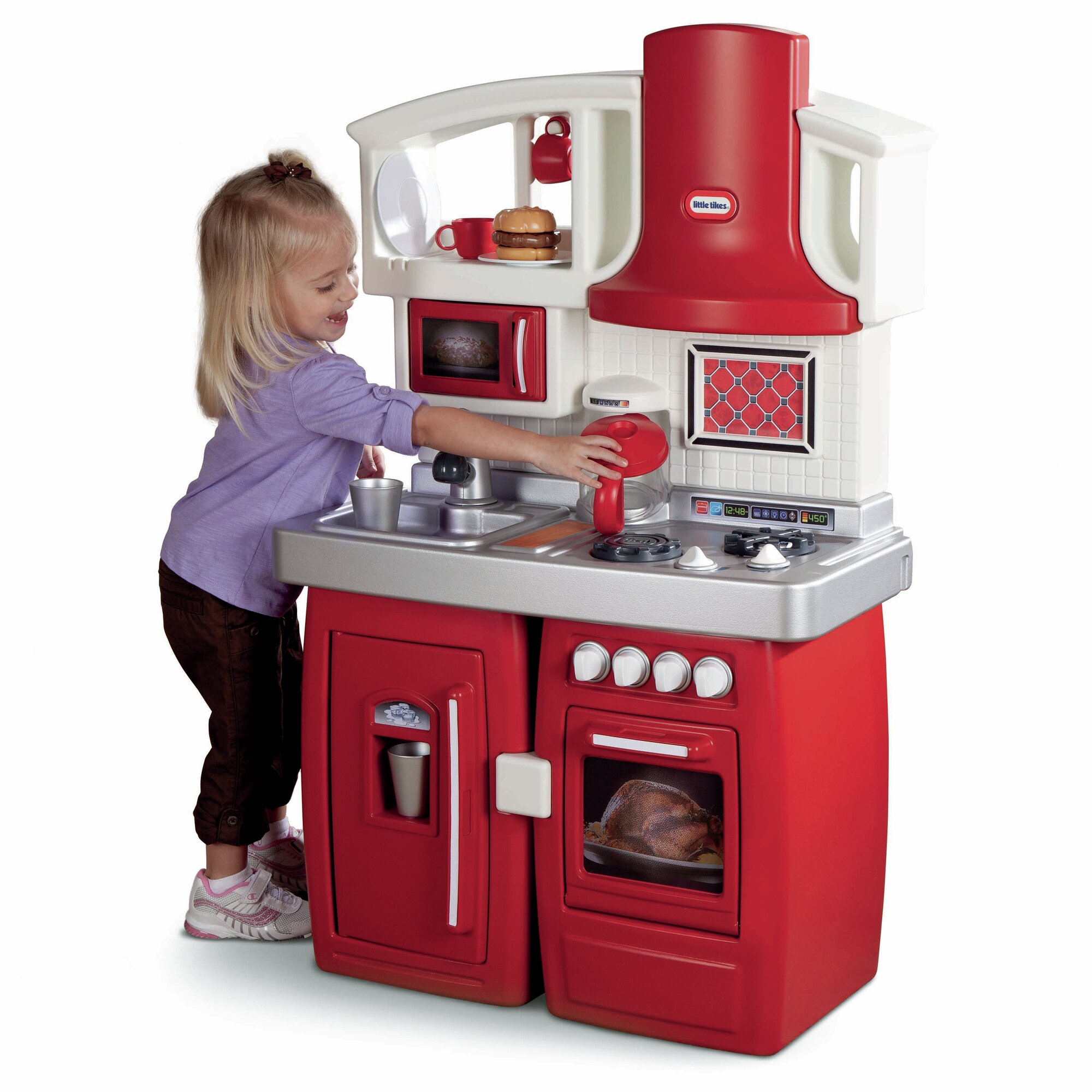 Kitchen Set Instan: Little Tikes Cook 'n Grow Kitchen Set & Reviews