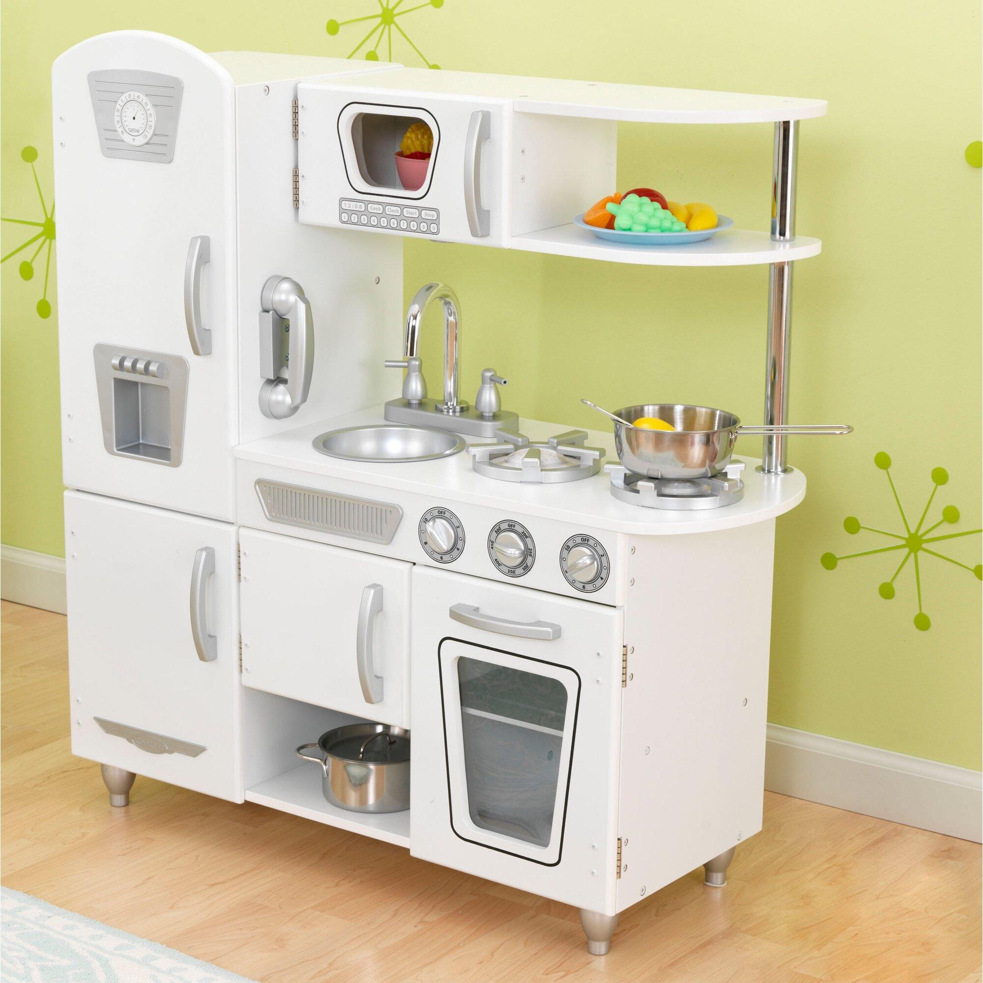 Kidcraft retro kitchen - Vintage Kitchen