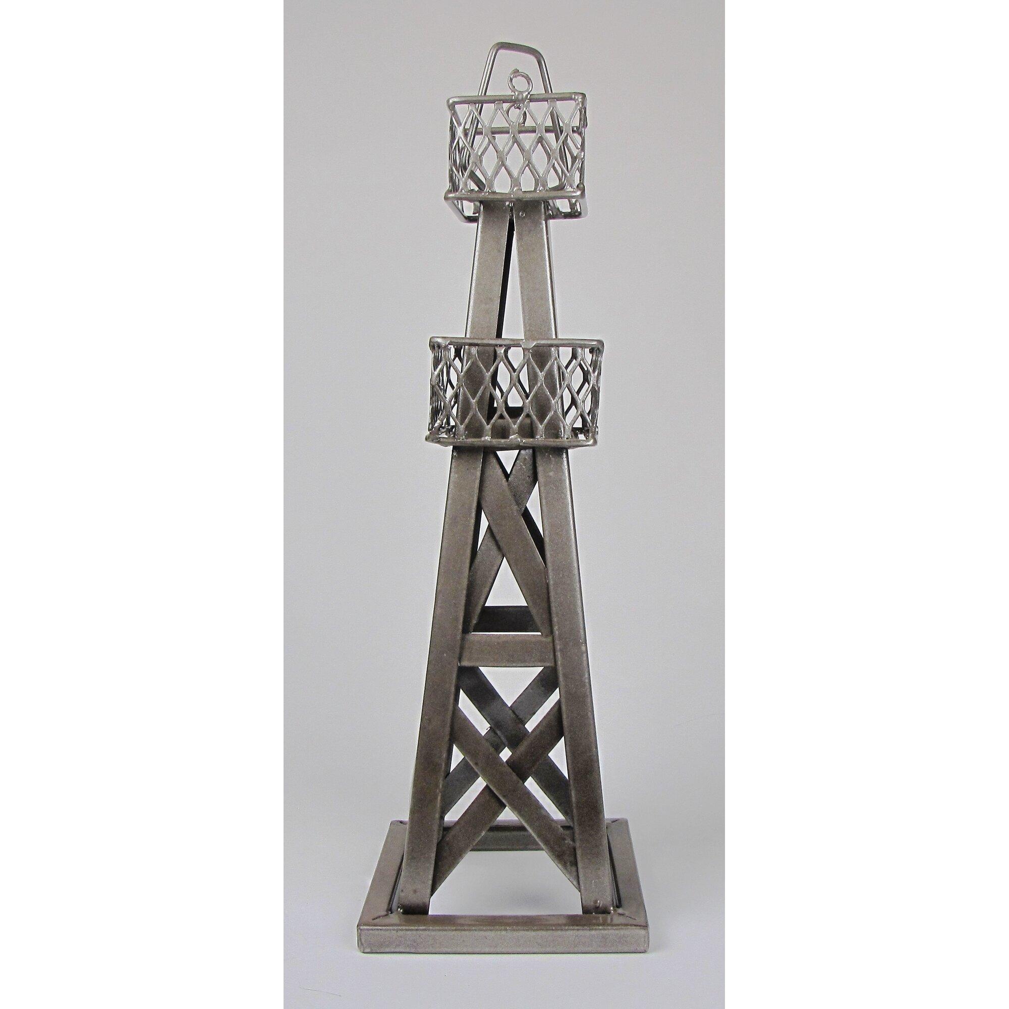 Oil Derrick Lamp ~ Instalamp.us