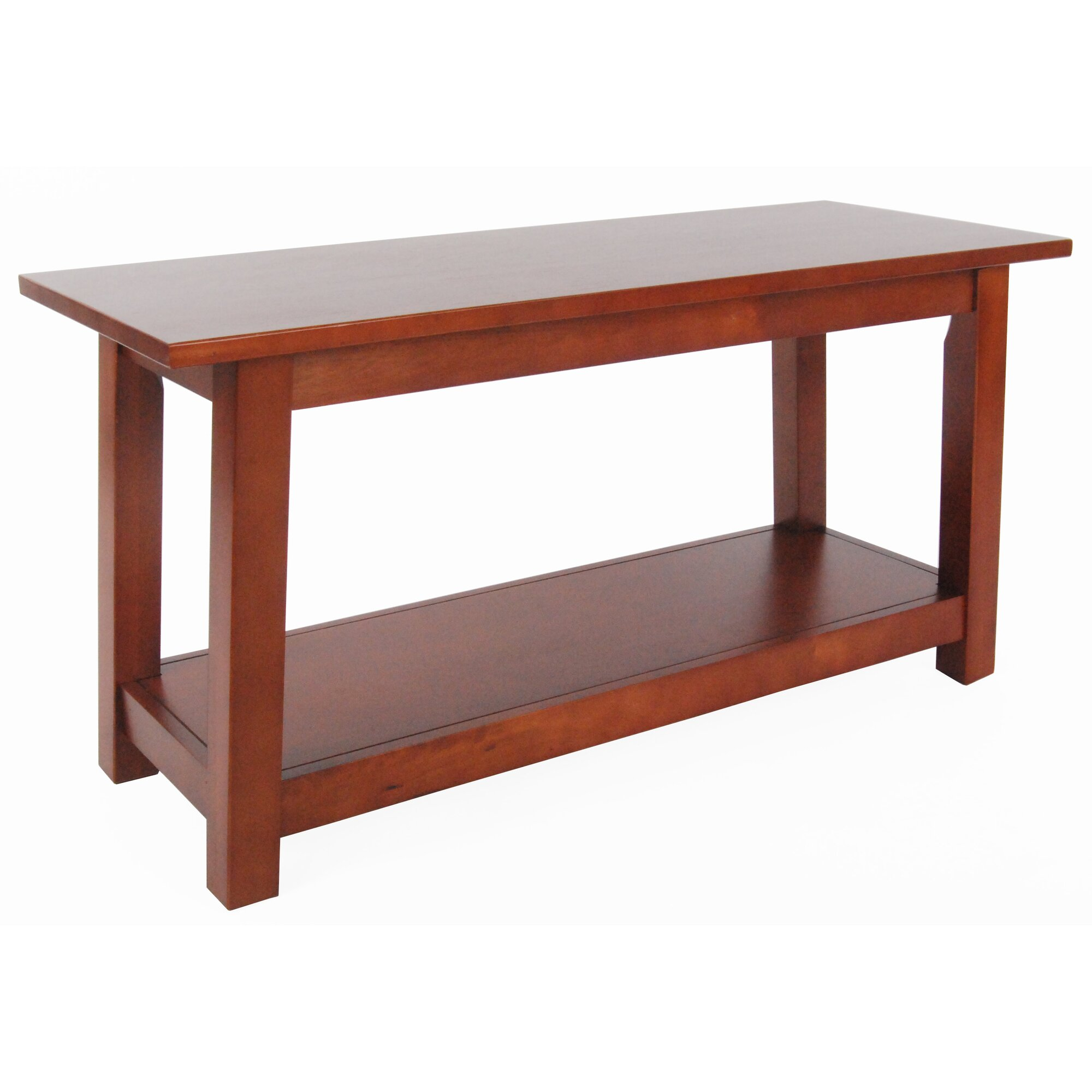 Alaterre Craftsman Wood Storage Entryway Bench Amp Reviews